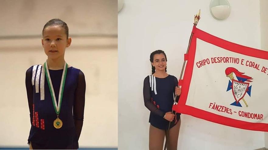 É com muito orgulho que anunciamos que as nossas atletas Inês Conde Silva e Matilde Silva foram convocadas para o estágio de preparação da seleção nacional de patinagem artística. Parabéns meninas estamos muito orgulhosos de vocês 🔴🔵⚪ #somosfanzeres